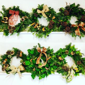 Christms wreaths